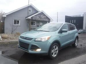 2013 Ford Escape ECOBOOST ONE OWNER ! CERTIFIED+WRTY $9490