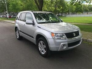 2008 SUZUKI GRAND VITARA , AUTOMATIQUE , 4X4, SIEGES cuir , TOIT