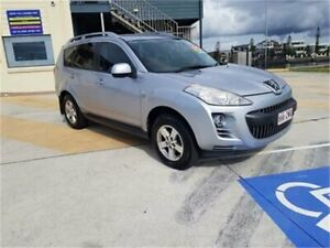 2010 Peugeot 4007 ST (5 Seat) Silver 6 Speed Direct Shift Wagon Cleveland Redland Area Preview