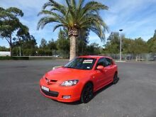 2007 Mazda 3 BK1032 SP23 Red 6 Speed Manual Hatchback Cabramatta Fairfield Area Preview
