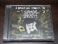 CD Metal - A Brazilian Tribute to Napalm Death