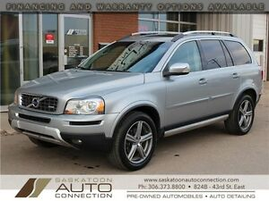 2011 Volvo XC90 AWD ** LEVEL III R-DESIGN ** RARE BEAUTY **