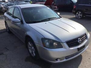 *Safetied* 2006 Nissan Altima 2.5 S *AC* *Clean Title*