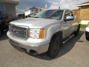 2010 GMC SIERRA 1500 4WD EXTENDED CAB