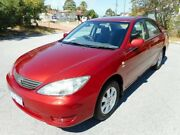 2006 Toyota Camry ACV36R 06 Upgrade Altise Limited Maroon 4 Speed Automatic Sedan Mount Lawley Stirling Area Preview