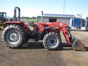 Massey 471 Tractor