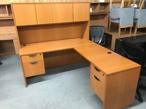 Desks, Workstations, L-shapes new & used from $199.99 up