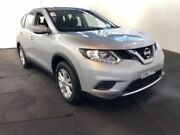 2016 Nissan X-Trail T32 TS (FWD) Silver Continuous Variable Wagon Clemton Park Canterbury Area Preview