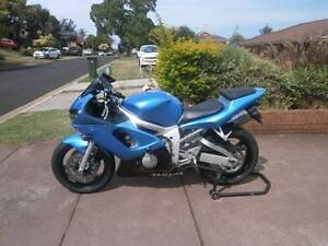 YAMAHA YZF R6 2001 SPORTS BIKE Campbelltown Campbelltown Area Preview