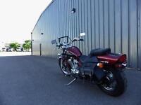2000 Honda Shadow 600 VLX