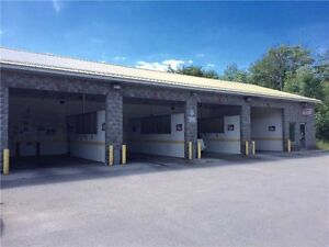 Car Wash business + coinlaundromat with property in Wasaga Beach