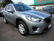 2014 Mazda CX-5 MY13 Upgrade Maxx (4x2) Silver 6 Speed Automatic Wagon Mount Gravatt Brisbane South East Preview
