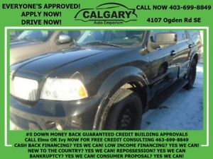 2004 Lincoln Navigator Ultimate *$99 DOWN EVERYONE APPROVED*