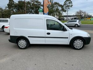 2009 Holden Combo XC MY10 White 5 Speed Manual Van West Croydon Charles Sturt Area Preview