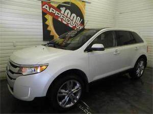 2013 Ford Edge Limited AWD, Navigation, Caméra de recule