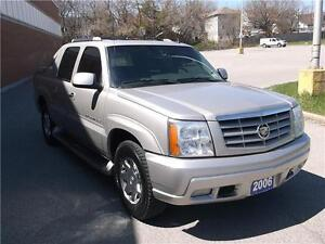 2006 CADILLAC ESCALADE EXT *** LEATHER GLASS ROOF ***
