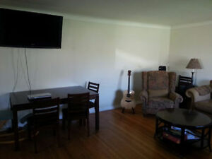 FURNISHED 2 BEDROOM HOME FOR RENT FOR 4 MONTHS STARTING JAN 1ST