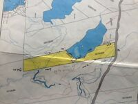 79 acres-1200 ft of lake frontage for Sale
