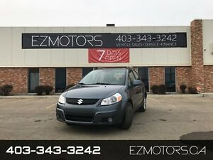 2007 Suzuki SX4 JLX--AWD--76K--WE FINANCE!