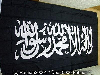 Fahnen Flagge Kalifat Shahada Neu - 150 x 250 cm