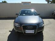 2007 Audi A6 4F 3.0 TDI Quattro LE Mans ED Charcoal 6 Speed Tiptronic Sedan Windsor Gardens Port Adelaide Area Preview