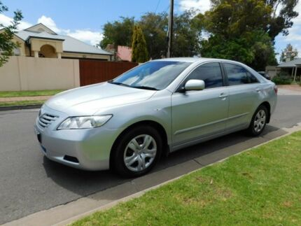 toyota camry 2007 white. 2006 toyota camry acv40r altise silver 5 speed automatic sedan 2007 white