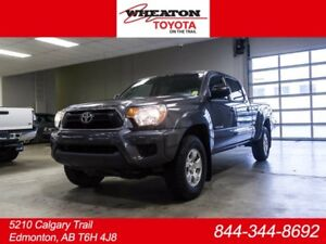 2014 Toyota Tacoma V6 4x4 Double-Cab 140.6 in. WB