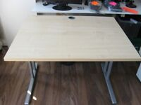Desk, suitable for students home use or small office