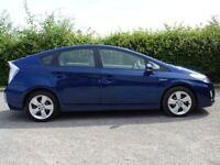 TOYOTA PRIUS 1.8 T SPIRIT VVT-I 5d AUTOMATIC (blue) 2010