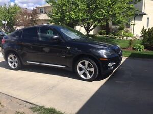 2012 BMW X6 xdrivei 3.5L Sports and Premium Pkg