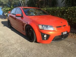 2006 Holden Special Vehicles ClubSport E Series R8 Orange 6 Speed Auto Active Sequential Sedan Bowen Hills Brisbane North East Preview