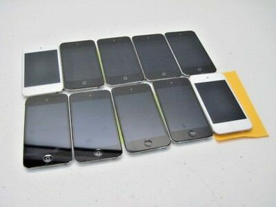 Lot of 10 Apple iPod Touch A1367  As Is Won't Power On For Parts or