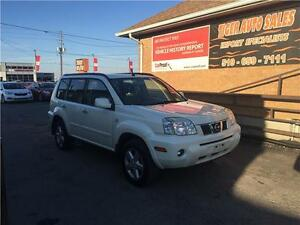 2006 Nissan X-Trail SE**HEATED SEATS**AUTO**SMALL SUV*4 CYLINDER