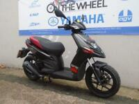 2014 APRILIA SR MOTARD 125 BLACK **HPI CLEAR** **LOW MILES**