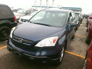 2008 HONDA CRV AUTOMATIQUE CLIMATISEE 4 CYLINDRES PROPRE