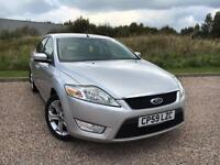 FORD MONDEO 2.0 TDCI ZETEC 5 DOOR 2009 59 *CLEAN CAR, FSH, NEW MOT*