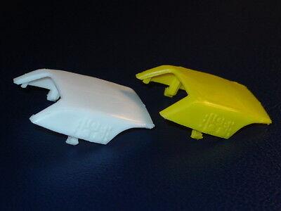 Hot Wheels Redline REPRO ICE T TOP SET Yellow & White, NICE!