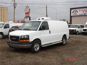 2015 GMC Savana Reefer Van