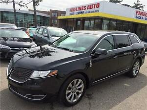 2013 Lincoln MKT AWD