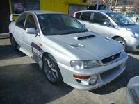 1997 Subaru Impreza WRX STI Version 4 JDM RHD