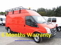 Ford Transit 2.2 TDCi 350 LWB High Roof 3dr