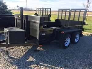 Brand New 2017 Dump Trailers-2 to choose from London Ontario image 2