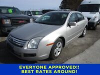 2007 Ford Fusion SE Barrie Ontario Preview