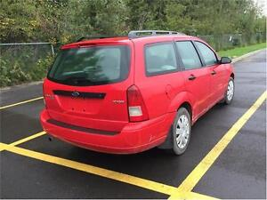 2005 Ford Focus SE ZXW WAGON 5 SPEED MANUAL!!! WOW!!