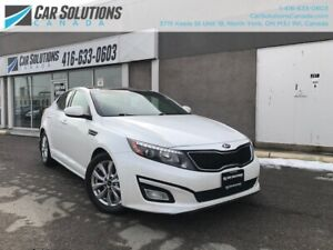 2014 Kia Optima EX-LEATHER - SUNROOF
