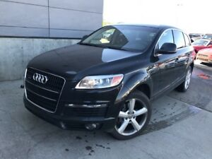2009 Audi Q7 Premium 7 SEATER *REAR DVD*