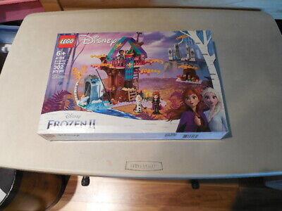 Lego Disney Frozen 2 Enchanted Treehouse 41164 Smoke Free Home