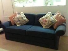 Sofa Bed with spring mattress Bondi Beach Eastern Suburbs Preview