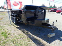 2016 Griffin 6x12 Electric Hydraulic Dump Trailer Saint John New Brunswick Preview
