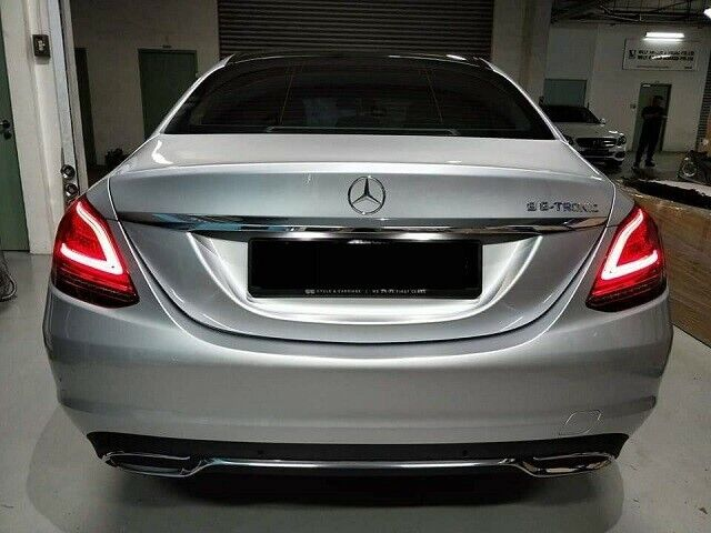 Mercedes benz W205 Face-lift original LED tail lamps